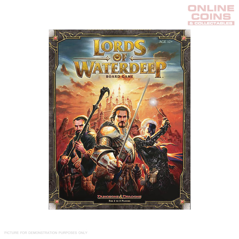 Dungeons and Dragons - Lords of Waterdeep Board Game