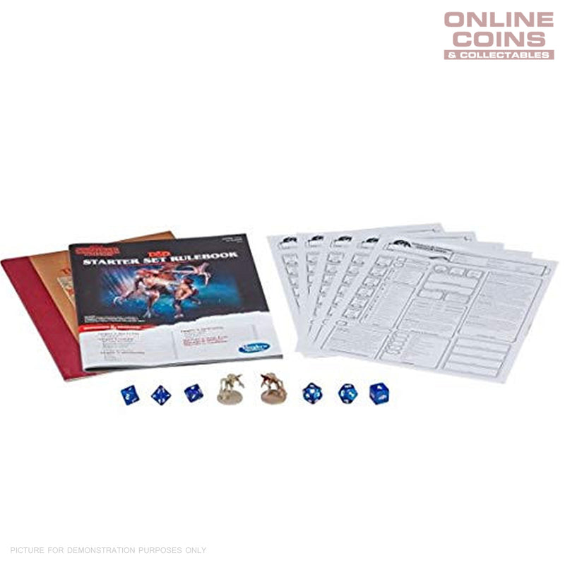 Dungeons and Dragons Stranger Things Roleplaying Game Starter Set