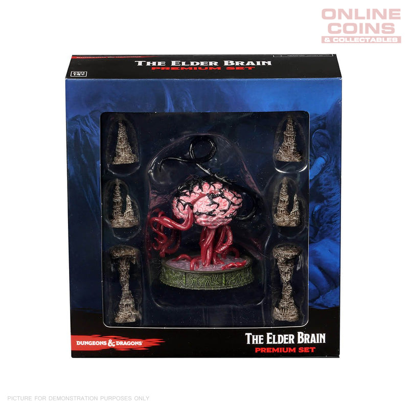 D&D Icons of the Realms Volo & Mordenkainens Foes Elder Brain & Stalagmites Set