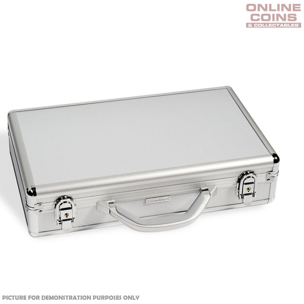 Lighthouse EMPTY Aluminium Coin Case CARGO L6 (KO3LEER) Fits TAB Trays up to 6
