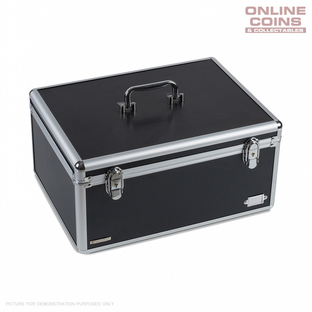 Lighthouse Aluminium KOMSS Collector Cargo Case Multi XL Black/Silver - 359568