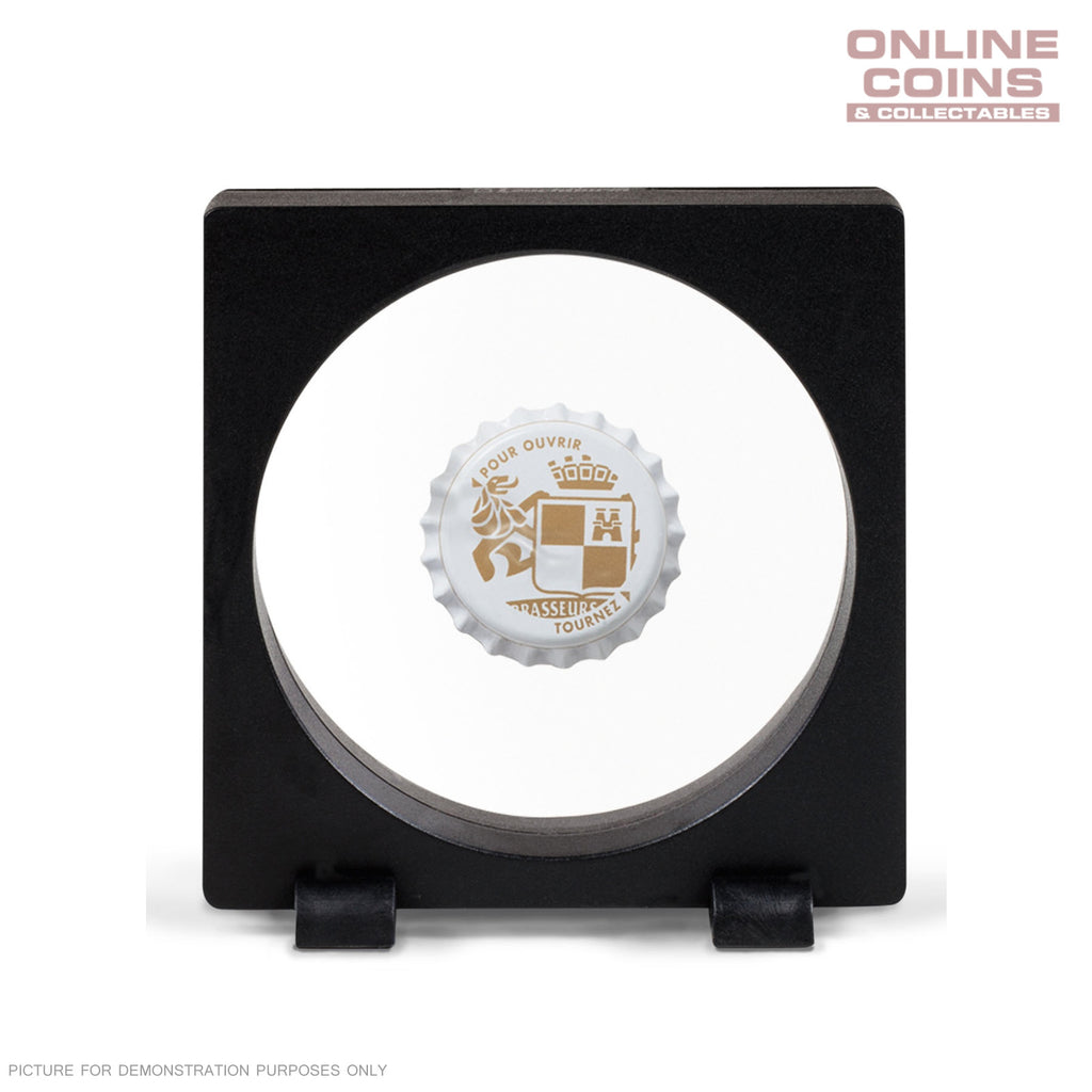 Lighthouse Floating Frame Magic Frame 90 Round Perfect Display and Safe Storage