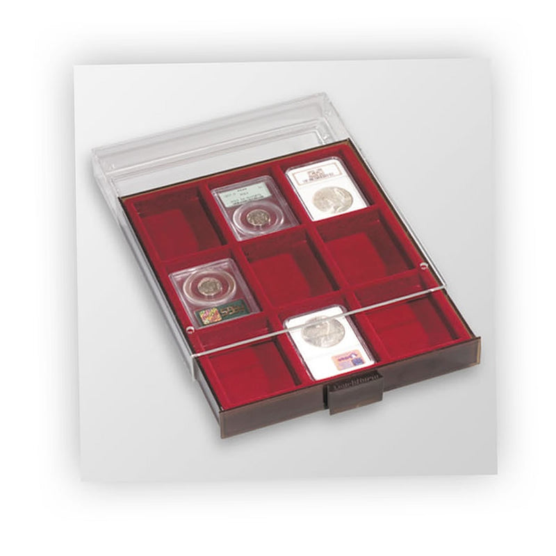 Lighthouse MBXL9USK Coin Drawer / Tray with 9 Everslab compartments