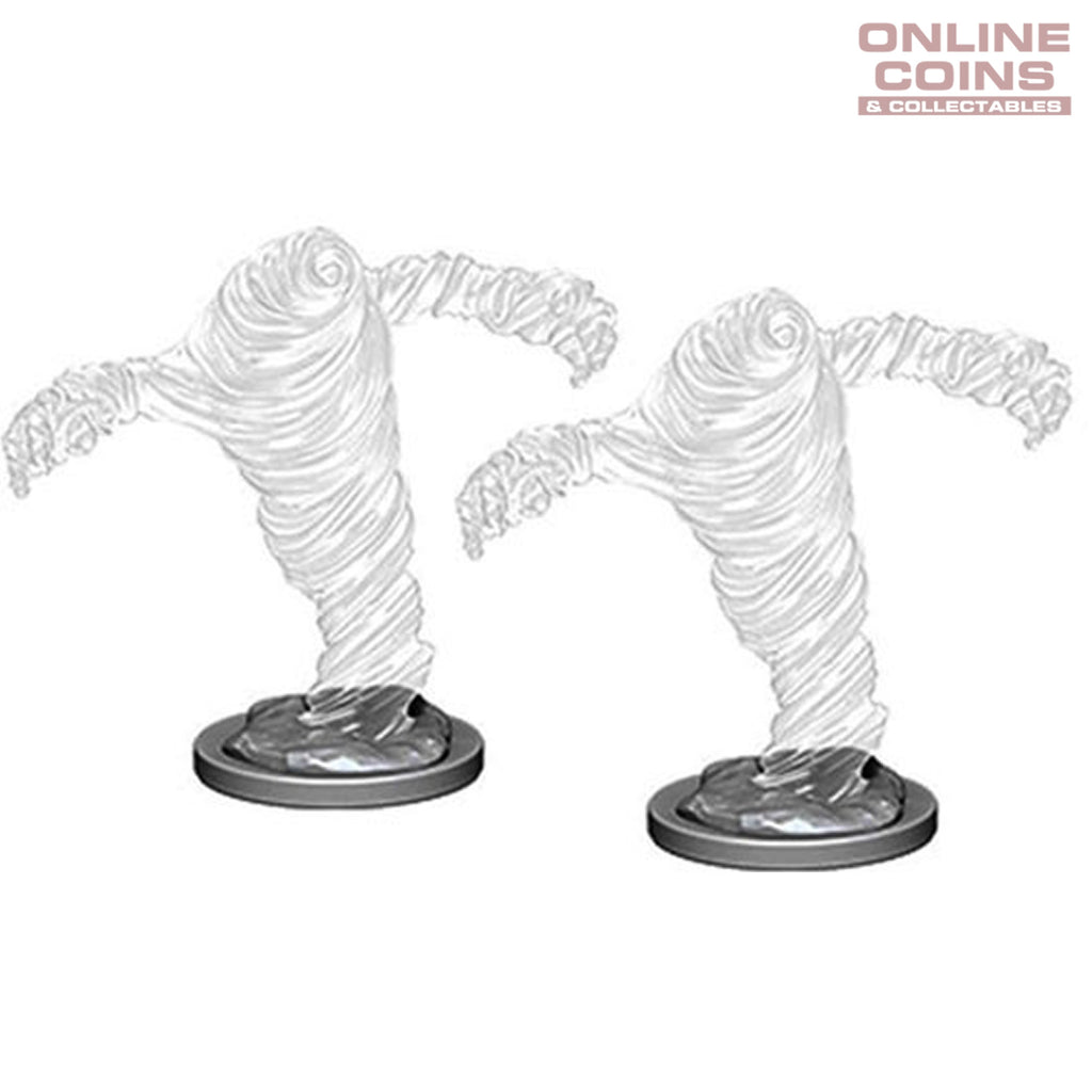 Pathfinder Deep Cuts Unpainted Miniatures Medium Air Elemental - WizKids