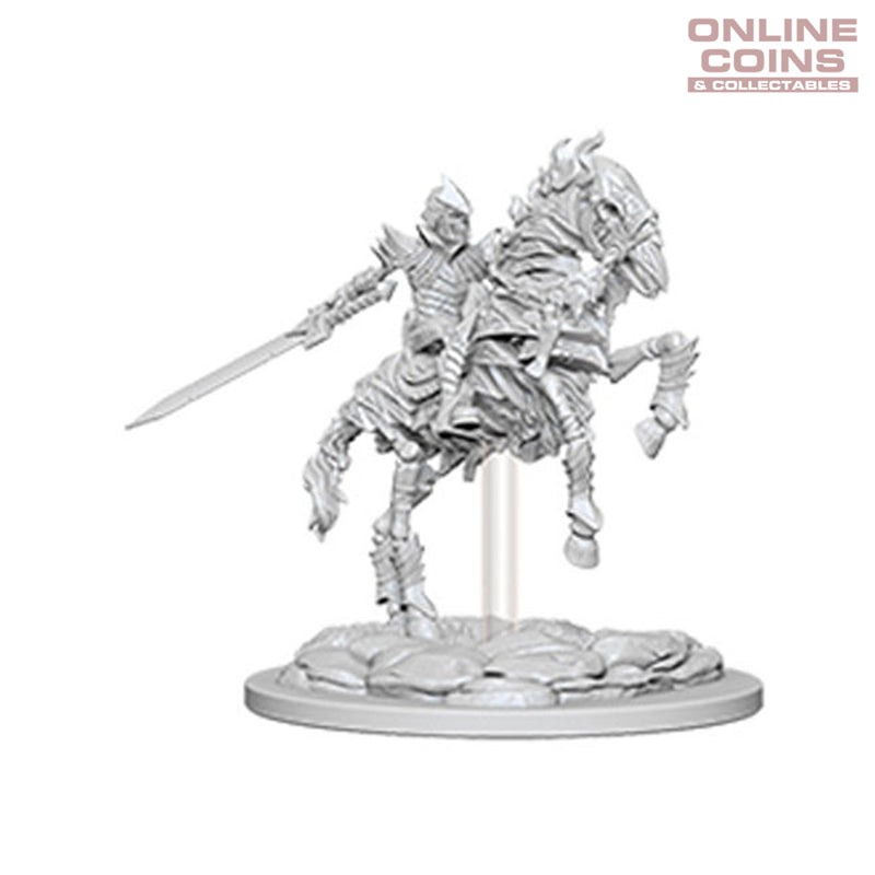 Pathfinder Deep Cuts Unpainted Miniatures Skeleton Knight on Horse - WizKids