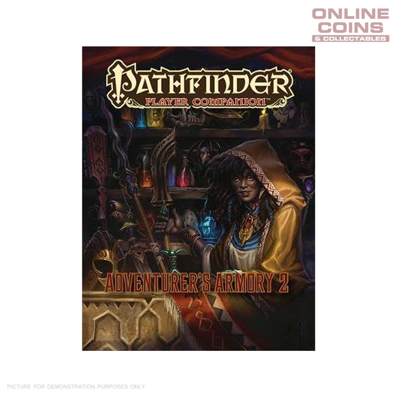 Pathfinder Player Companion Adventurers Armory 2 Handbook Soft Cover