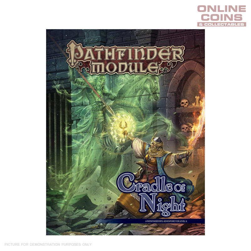 Pathfinder Module Cradle of Night