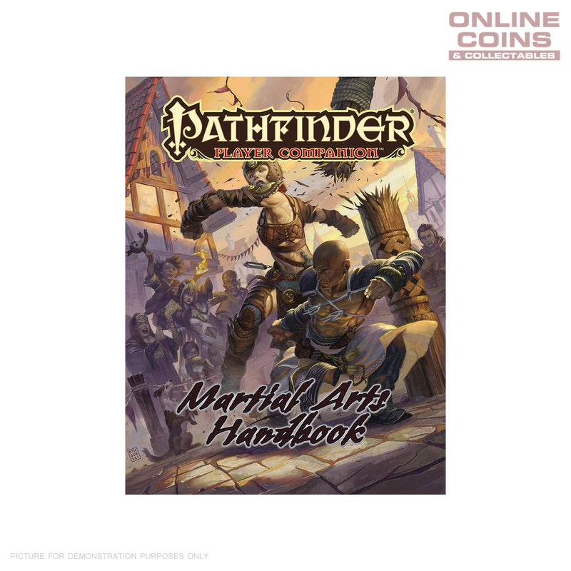 Pathfinder Player Companion Martial Arts Handbook Soft Cover