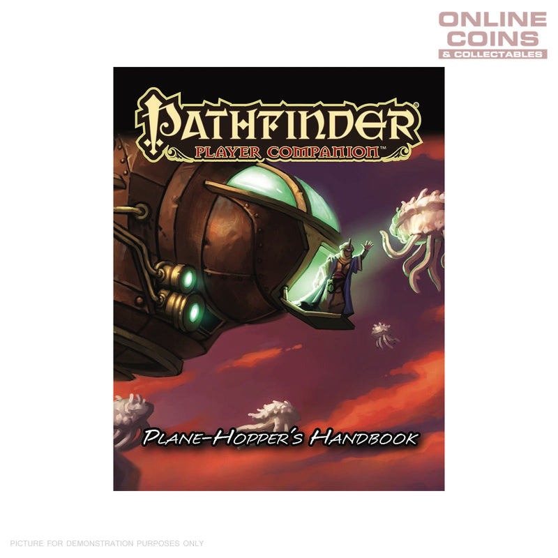 Pathfinder Player Companion Plane Hopper Handbook Soft Cover