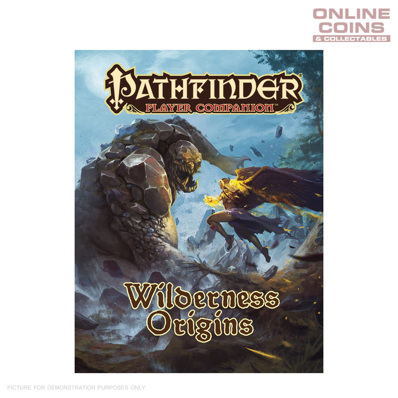 Pathfinder Player Companion Wilderness Origins Soft Cover