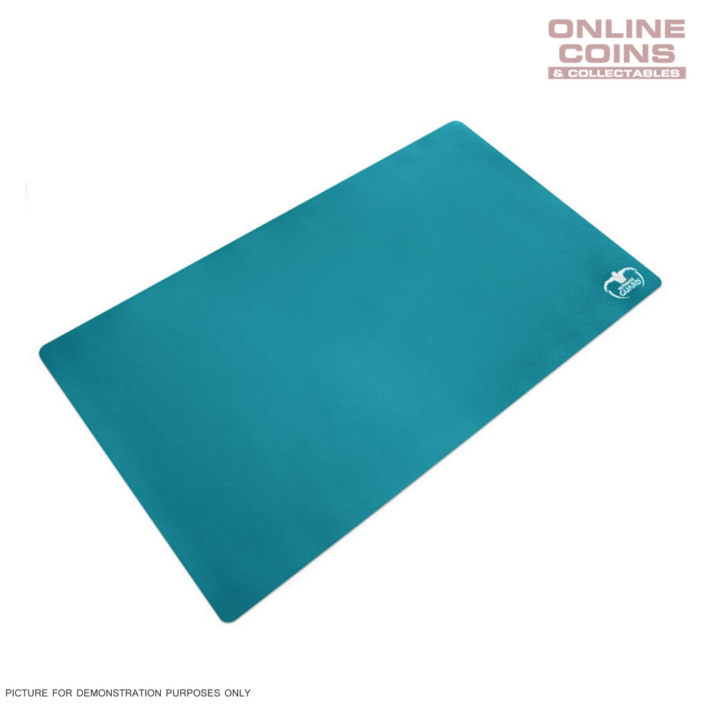 Ultimate Guard Play Mat Play-Mat 61cm x 35cm Monochrome - PETROL BLUE