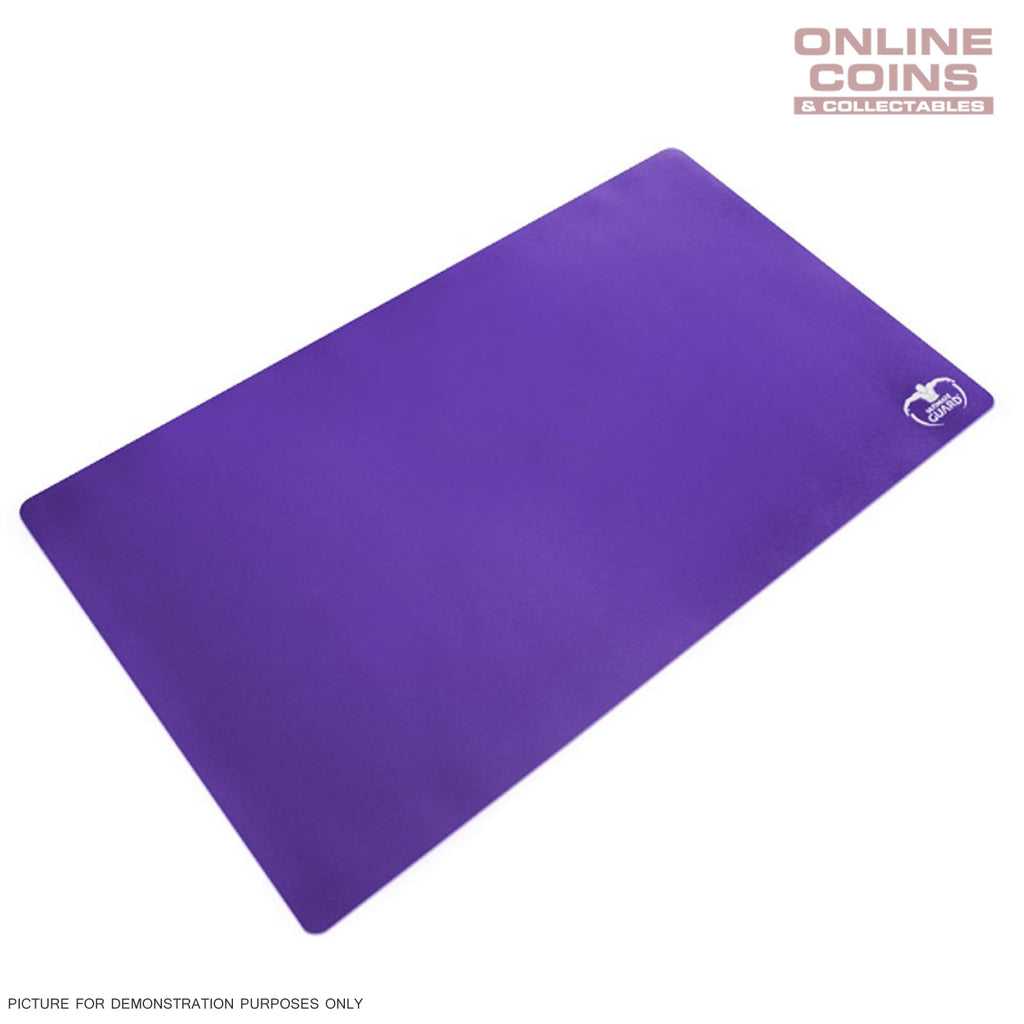 Ultimate Guard Play May Play-Mat 61cm x 35cm Monochrome - PURPLE