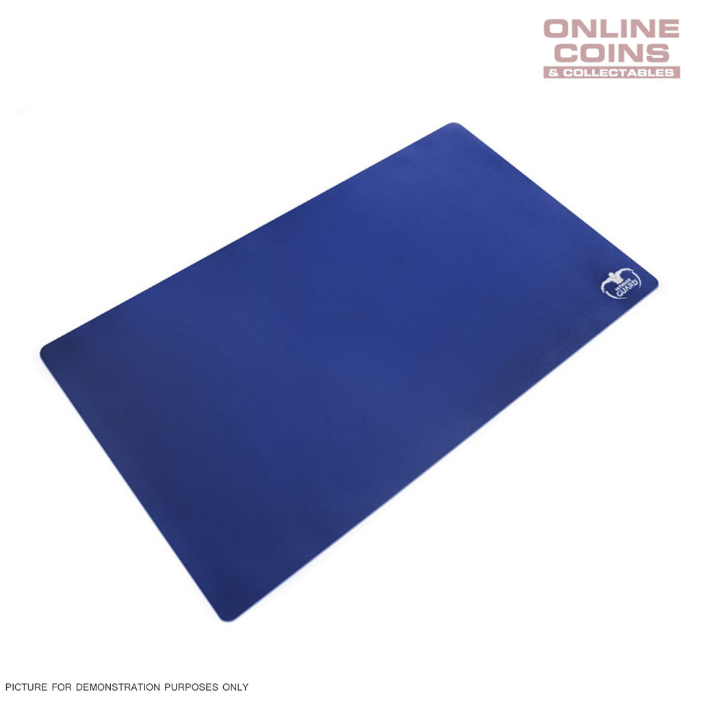 Ultimate Guard Play Mat Play-Mat 61cm x 35cm Monochrome - DARK BLUE