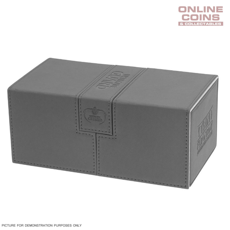 Copy of Ultimate Guard TWIN FLIP'n'TRAY XENOSKIN™ DECK CASE 200+ GREY