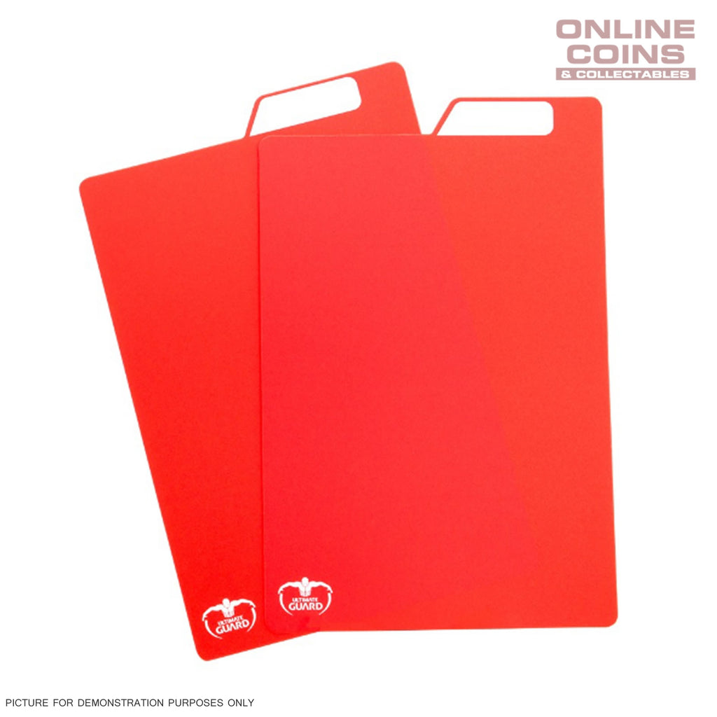 Ultimate Guard PREMIUM Comic Book Dividers - RED
