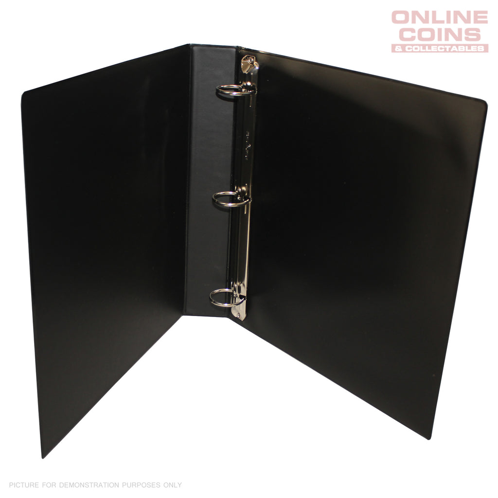 Windsor VST Ringbinder Inc. Slipcase 295x280mm - Black