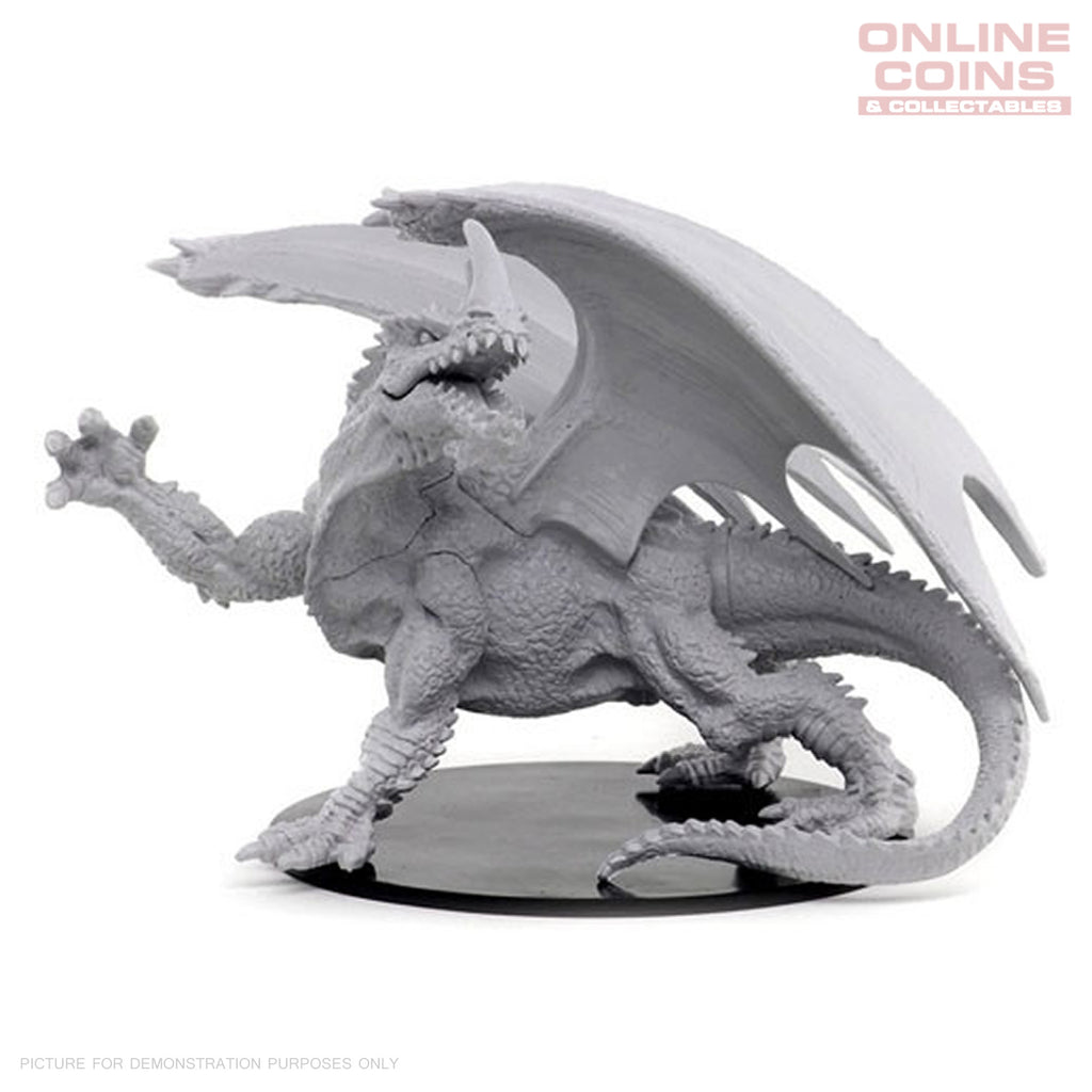 Pathfinder Battles Deep Cuts Gargantuan Green Dragon - WizKids