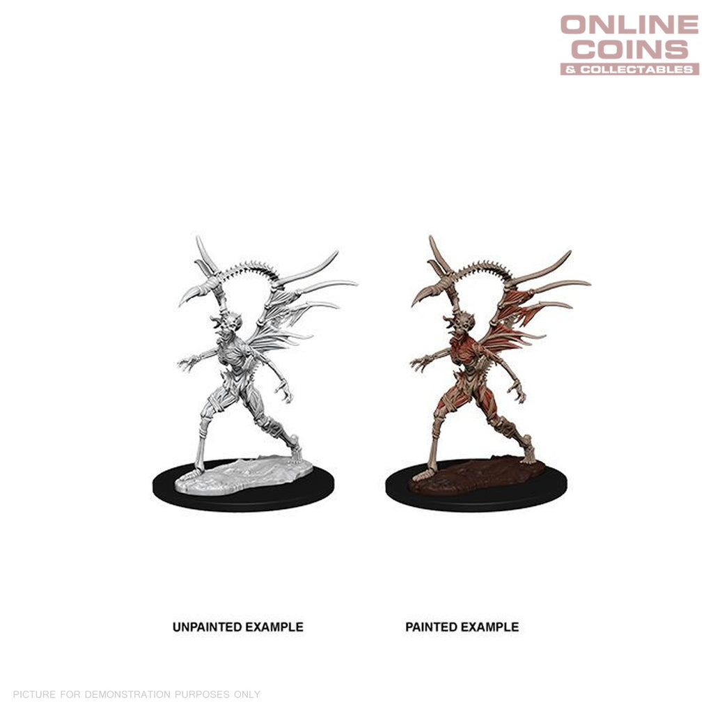 Pathfinder Deep Cuts Unpainted Miniatures Bone Devil - WizKids