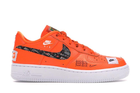 AF1 LOW JUST DO IT PACK ORANGE