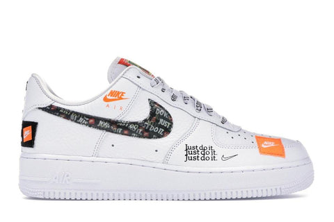 AF1 LOW JUST DO IT PACK WHITE