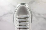 ALEX MC WHITE OVERSIZE SILVER SOLE