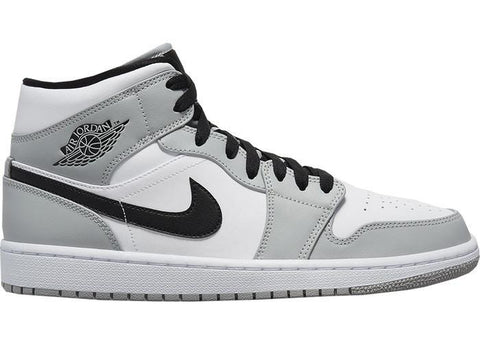 AJ 1 MID LIGHT SMOKE GREY