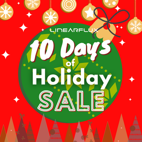 10 Days of Holiday Sale