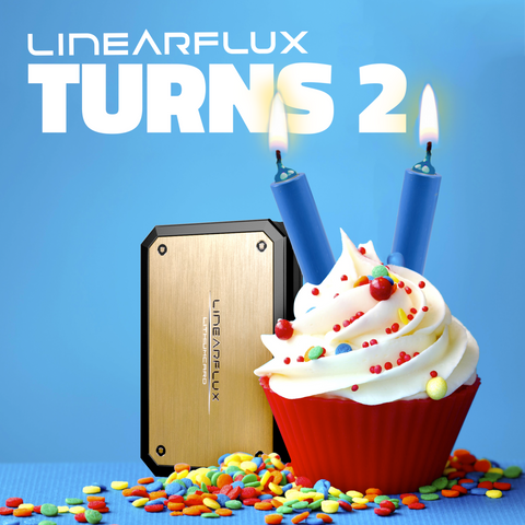 LithiumCard 2 Years Birthday Exclusive