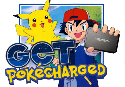 GET POKECHARGED - SURVIVAL KIT