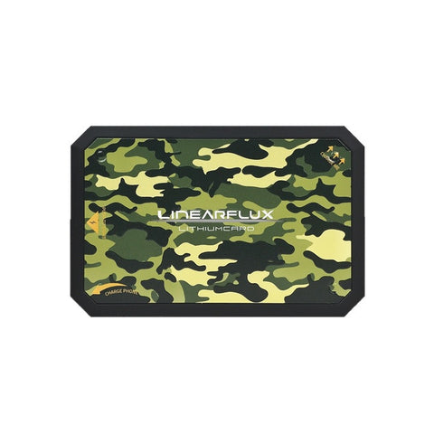 CAMO HUNTER LithiumCard PRO — with Apple Lightning connector
