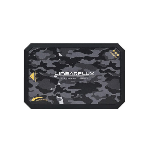 CAMO ARCTIC SEAL LithiumCard PRO — with Apple Lightning connector