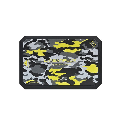CAMO VOLT LithiumCard PRO — with Apple Lightning connector