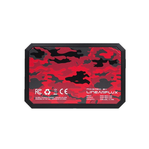CAMO PREDATOR LithiumCard PRO — with Apple Lightning connector