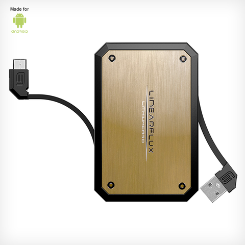 LithiumCard PRO — with Micro-USB