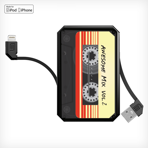 MIXTAPE LithiumCard PRO — with Apple Lightning connector