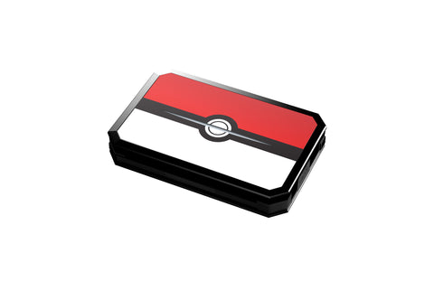 POKECHARGED SE LithiumCard PRO w/ Apple Lightning connector - includes FREE USB FAN AND LIGHT