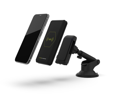 HyperCharger XX - Ultimate Magnetic Wireless Portable Power