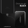 "NEW LithiumCard PRO ""iPhone 7 Black Edition"" — with Apple Lightning connector"