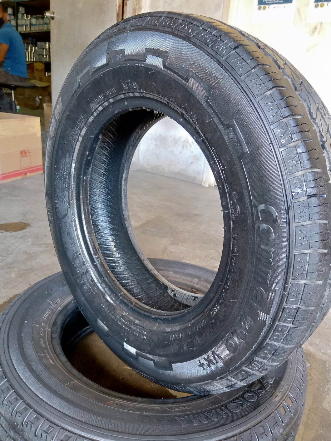 Tires from Japan - Used