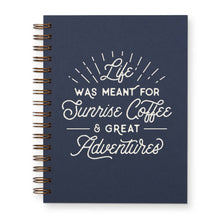 Load image into Gallery viewer, Sunrise Coffee Journal