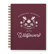 Load image into Gallery viewer, Wildflowers Journal
