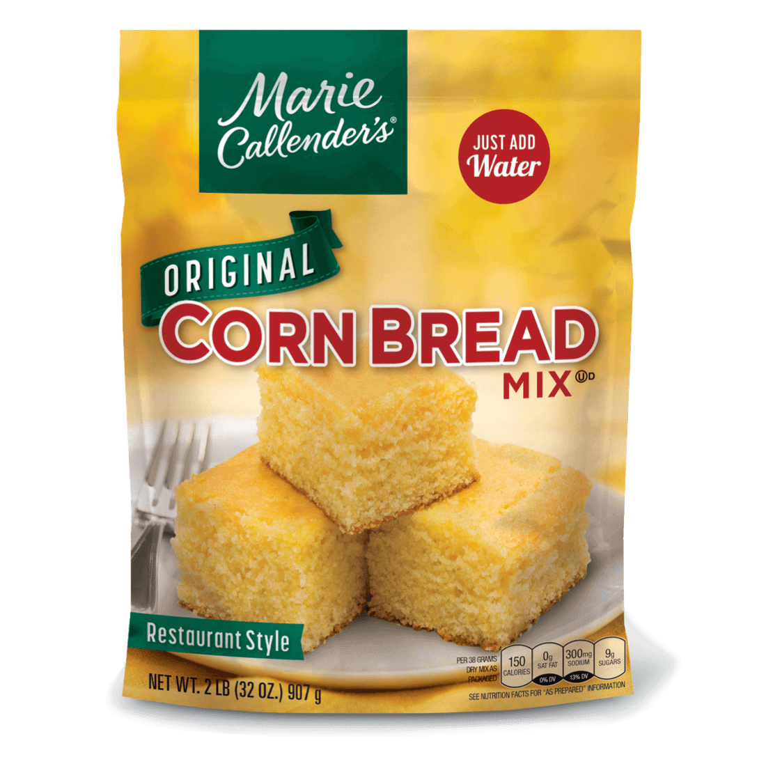 Original Corn Bread Mix - 2 lbs