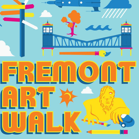 1 Month Art Walk Membership