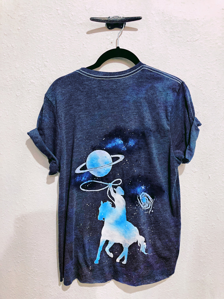 Belle + Day COSMIC COWBOY Tee