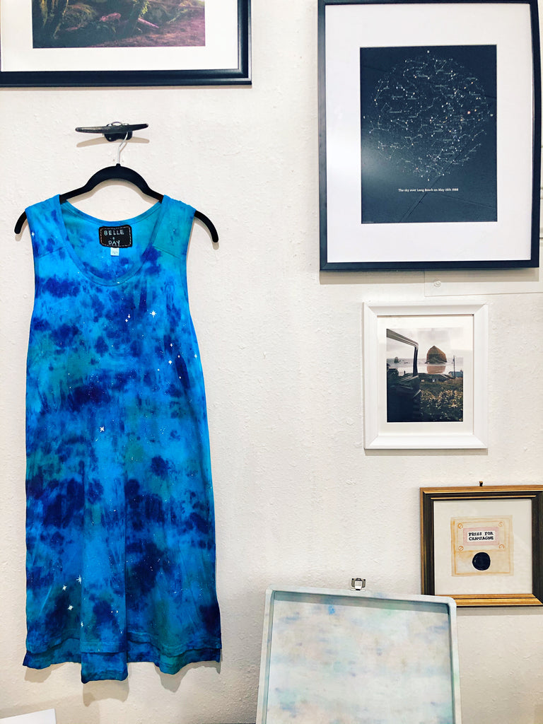 Belle + Day Starry Night Dress