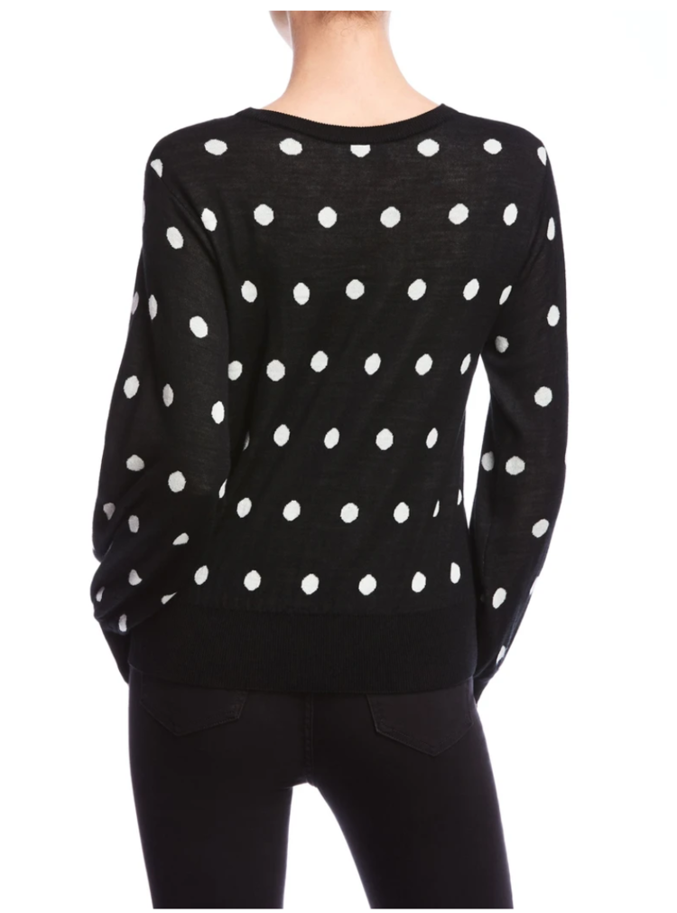 Bailey 44 Addie Polka Dot Sweater
