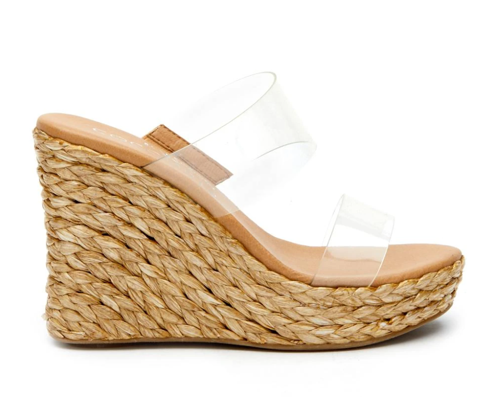 Matisse Bungalow Wedge