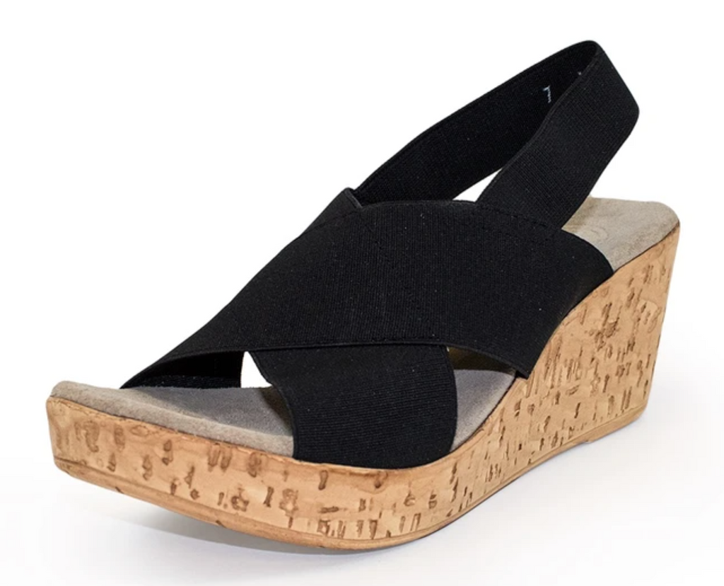 Charleston Shoe Co. MED Wedge (Multiple Colors Available)