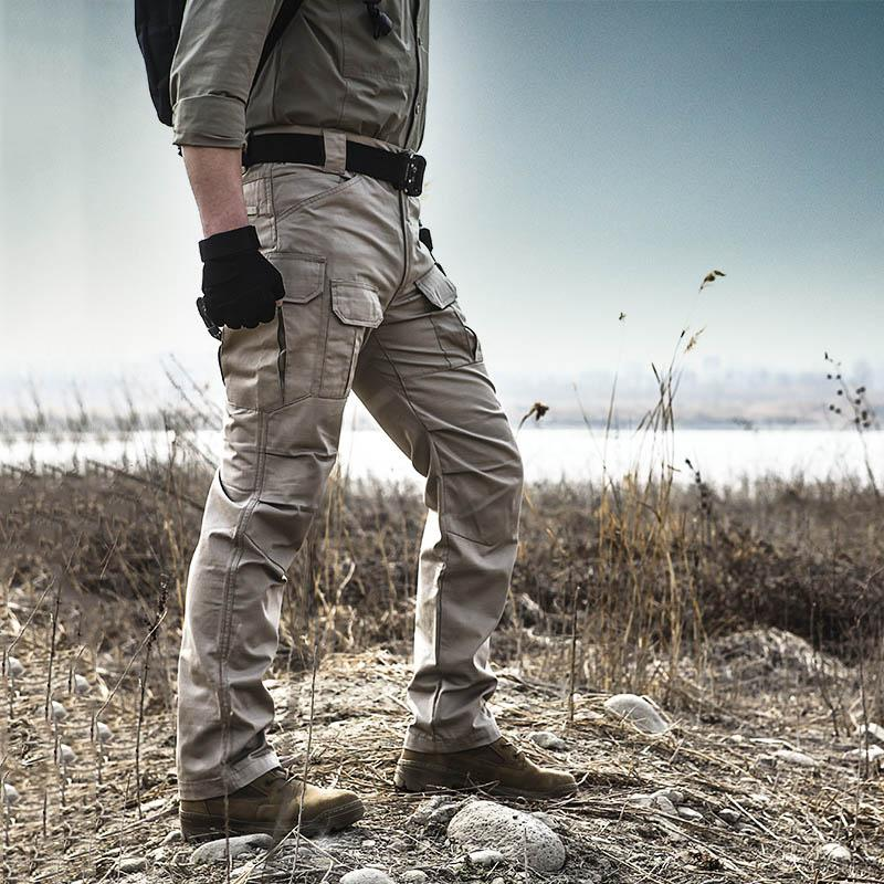 Tactical Army Multi-pocket Pants