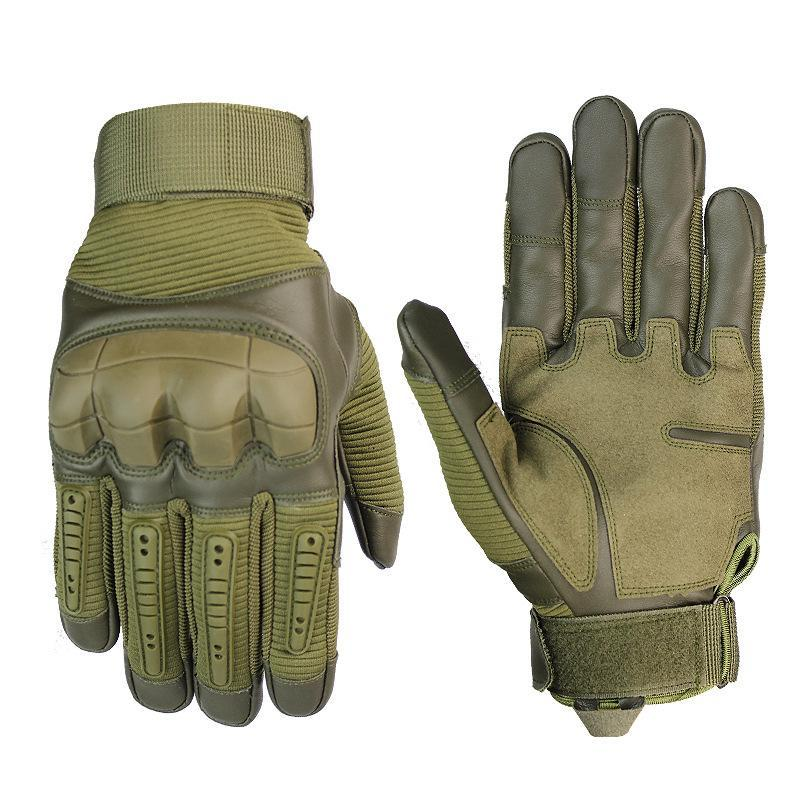 Military Full Finger Tactical Glove